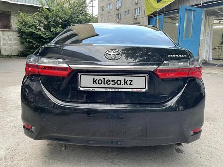 Toyota Corolla 2018 года за 8 200 000 тг. в Алматы – фото 3