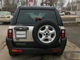 Land Rover Freelander 2001 года за 1 800 000 тг. в Алматы – фото 4