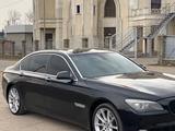 BMW 740 2009 года за 5 500 000 тг. в Алматы – фото 3