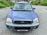 Hyundai Santa Fe 2002 года за 2 700 000 тг. в Петропавловск – фото 3