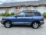 Hyundai Santa Fe 2002 года за 2 700 000 тг. в Петропавловск – фото 5