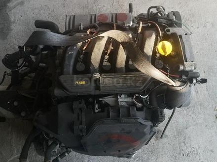Контрактный двигатель Лада Ларгус 1.6 16 клапан Рено 1.6 16… за 250 000 тг. в Атырау