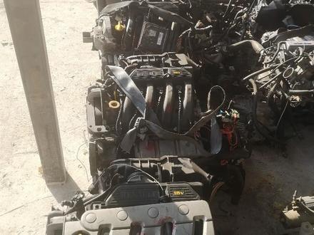 Контрактный двигатель Лада Ларгус 1.6 16 клапан Рено 1.6 16… за 250 000 тг. в Атырау – фото 2