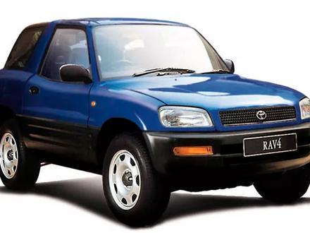 Toyota RAV 4 2001 года за 111 111 тг. в Алматы