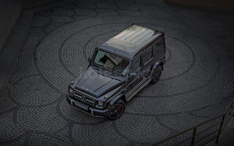 Mercedes-Benz G 63 AMG 2013 года за 30 777 000 тг. в Алматы