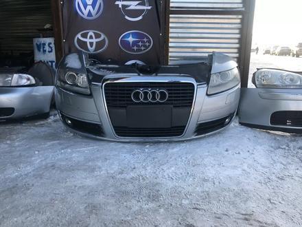 Контрактная морда Audi a6 c6 из Швейцарии! Есть доставка по… за 250 000 тг. в Нур-Султан (Астана)