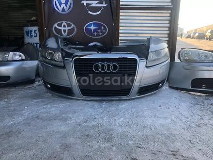 Контрактная морда Audi a6 c6 из Швейцарии! Есть доставка по… за 250 000 тг. в Нур-Султан (Астана) – фото 2