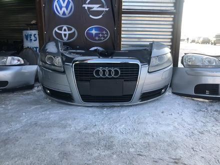 Контрактная морда Audi a6 c6 из Швейцарии! Есть доставка по… за 250 000 тг. в Нур-Султан (Астана) – фото 3