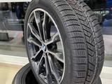 Новый оригинальный комплект зимних колес R20 для BMW X3, X4 за 1 530 000 тг. в Алматы