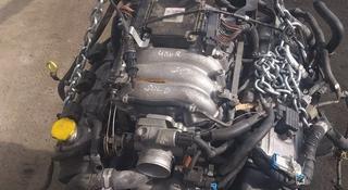 Двигатель 6ve1 3.5 исузу трупер isuzu trooper за 123 тг. в Алматы