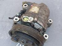 Компрессор кондиционера ниссан примера п11 объем 2.0 за 444 тг. в Костанай