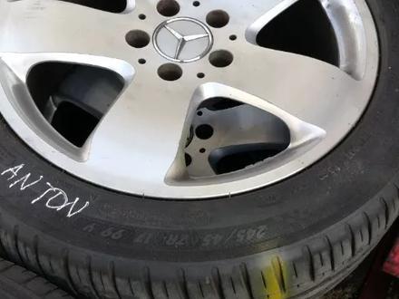 Оригинальные диски на Mercedes-Benz E classe W212 за 180 000 тг. в Алматы – фото 6