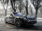 Mercedes-Benz S 500 2014 года за 27 200 000 тг. в Алматы