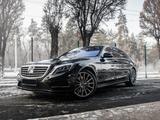 Mercedes-Benz S 500 2014 года за 27 200 000 тг. в Алматы – фото 3
