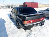 ВАЗ (Lada) 2115 (седан) 2006 года за 800 000 тг. в Караганда – фото 4