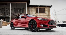 Tesla Model S 2014 года за 19 100 000 тг. в Алматы