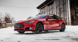 Tesla Model S 2014 года за 19 100 000 тг. в Алматы – фото 5