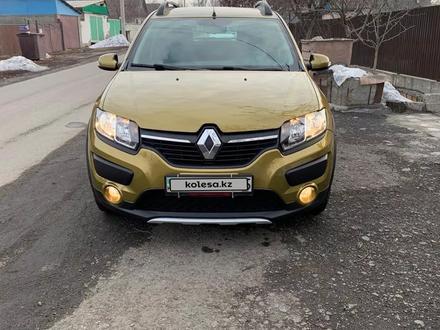 Renault Sandero Stepway 2016 года за 4 800 000 тг. в Талдыкорган