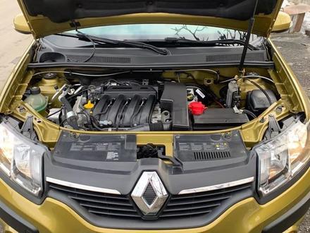 Renault Sandero Stepway 2016 года за 4 800 000 тг. в Талдыкорган – фото 12