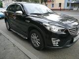 Mazda CX-5 2016 года за 8 100 000 тг. в Алматы