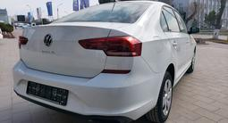 Volkswagen Polo Origin 2021 года за 7 890 000 тг. в Костанай – фото 3