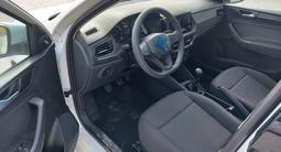 Volkswagen Polo Origin 2021 года за 7 890 000 тг. в Костанай – фото 5