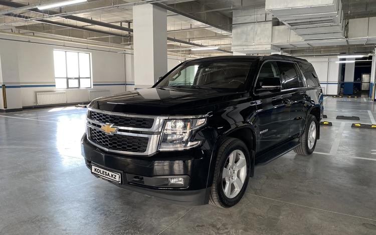 Chevrolet Tahoe 2017 года за 21 900 000 тг. в Нур-Султан (Астана)