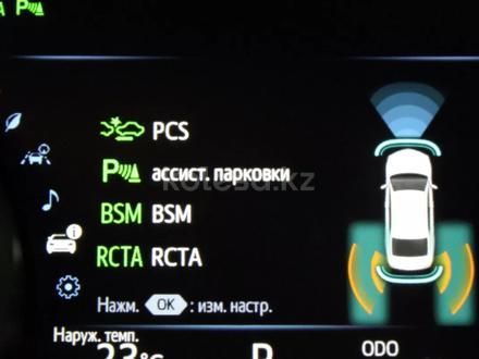 Toyota Camry 2020 года за 15 200 000 тг. в Алматы – фото 19