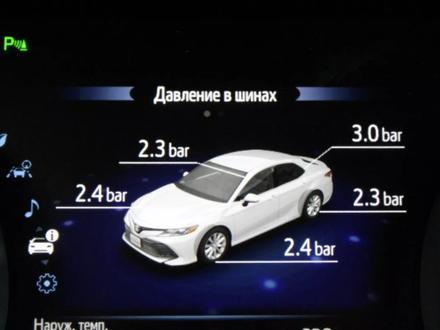 Toyota Camry 2020 года за 15 200 000 тг. в Алматы – фото 20