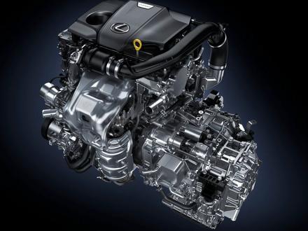 Двигатель на lexus NX 300 за 101 010 тг. в Алматы