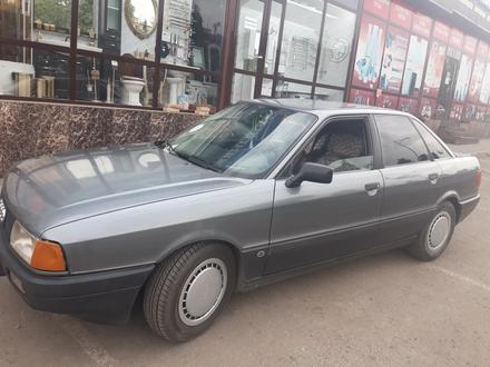 Audi 80 1990 года за 1 300 000 тг. в Шымкент – фото 7