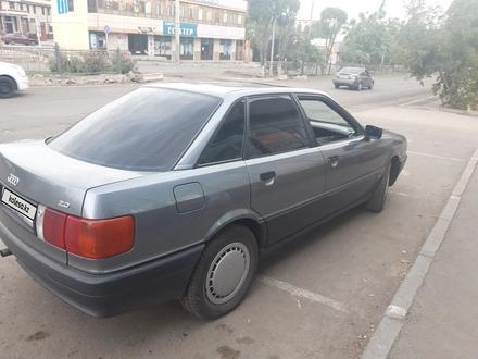 Audi 80 1990 года за 1 300 000 тг. в Шымкент – фото 8