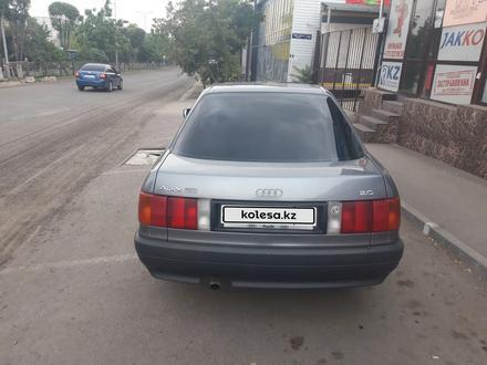 Audi 80 1990 года за 1 300 000 тг. в Шымкент – фото 9