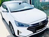 Hyundai Elantra 2019 года за 9 100 000 тг. в Алматы