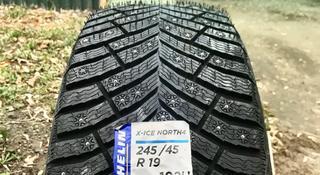 Шины Michelin 245/45r19 Xice North 4 за 85 000 тг. в Алматы