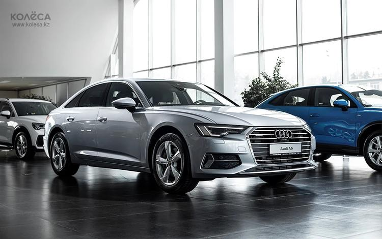 Audi A6 45 TFSI Quattro 2021 года за 31 722 000 тг. в Алматы