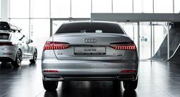 Audi A6 45 TFSI Quattro 2021 года за 32 219 600 тг. в Алматы – фото 3