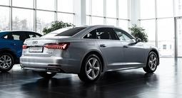 Audi A6 45 TFSI Quattro 2021 года за 32 219 600 тг. в Алматы – фото 4