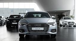 Audi A6 45 TFSI Quattro 2021 года за 32 219 600 тг. в Алматы – фото 5