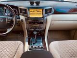 Lexus LX 570 2009 года за 18 500 000 тг. в Актобе – фото 2