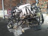 Двигатель TOYOTA COROLLA AE110 5A-FE 1999 за 404 000 тг. в Караганда – фото 2