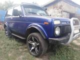 ВАЗ (Lada) 2121 Нива 2003 года за 1 000 000 тг. в Актобе – фото 2