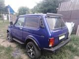 ВАЗ (Lada) 2121 Нива 2003 года за 1 000 000 тг. в Актобе – фото 5
