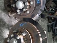 Тормозные диски + Цапфа на Mitsubishi Delica за 1 111 тг. в Алматы