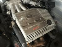 Двигатель Мотор Toyota Camry 30 Highlander 3, 0 л.1MZ-FE за 9 696 тг. в Алматы