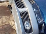 Ноускат бампер фара радиатор за 7 777 тг. в Костанай – фото 2