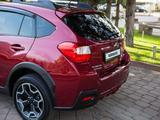 Subaru XV 2014 года за 7 450 000 тг. в Алматы – фото 5