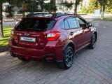 Subaru XV 2014 года за 7 450 000 тг. в Алматы – фото 4
