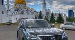 Lexus LX 570 2008 года за 16 900 000 тг. в Нур-Султан (Астана) – фото 3