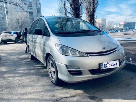 Toyota Previa 2006 года за 6 400 000 тг. в Алматы